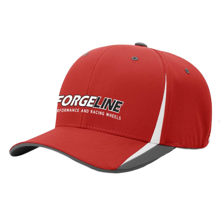 Forgeline Logo Triple Color R-Flex Ballcap
