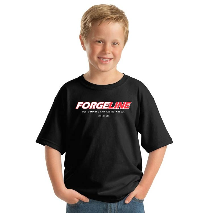 Forgeline Made In The USA Youth Unisex Heavy Cotton 100% Tee
